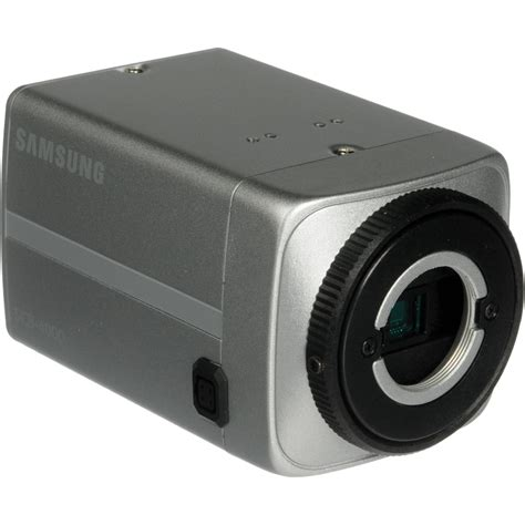 Cctv Samsung Scb 4000 Samsung 960h High Resolution True Day Box Scb 4000
