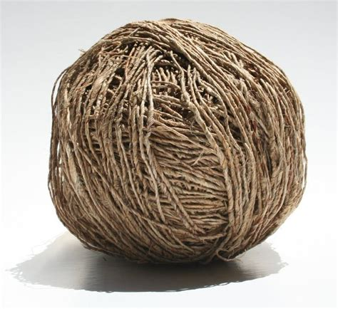 Different Hemp Patterns - crochet au naturel hemp jute and twine crochet