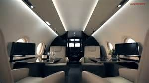 Jets Interior by Corporate Jet Gulfstream G280 Interior View