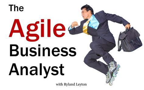 Mba Business Analyst by The Agile Ba