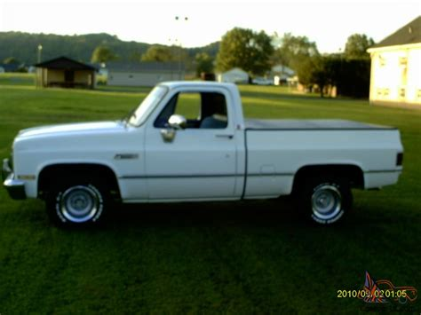 short bed trucks 1985 gmc short bed pickup
