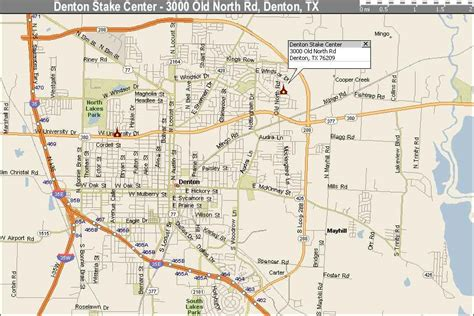 denton county texas map map to denton stake center 3000 rd denton tx jpg 83 79 images frompo