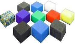 colored polyurethane polyurethane block at best price in india