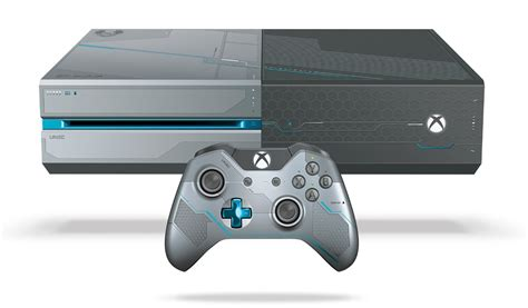 console accessories limited edition xbox one brings halo 5 themed console and