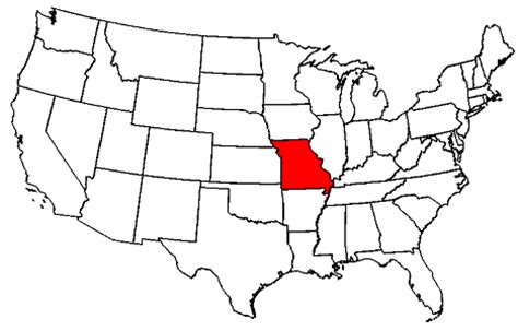 missouri map usa cac students at mizzou are terroizing and sending