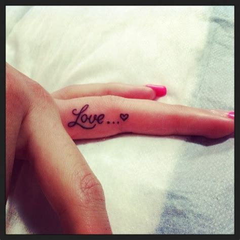 finger tattoo tiny 26 love with a heart 38 adorable tiny finger tattoos