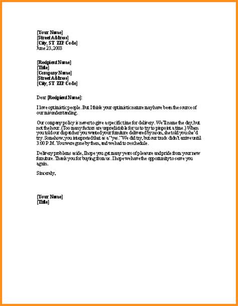 Explanation Letter To Manager 5 Letter Of Explanation Sle Mac Resume Template