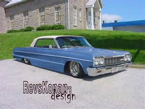64 chevy impala lowrider by revskonan60210 on deviantart