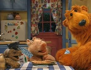 bear inthe big blue house morning glory episode 315 morning glory muppet wiki fandom powered by wikia