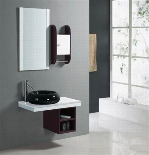 Bathroom Sink Shelves Floating Simple Yet Attractive Floating Bathroom Sink The Homy Design