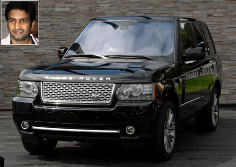 what carpany owns range rover actor mohanlal family