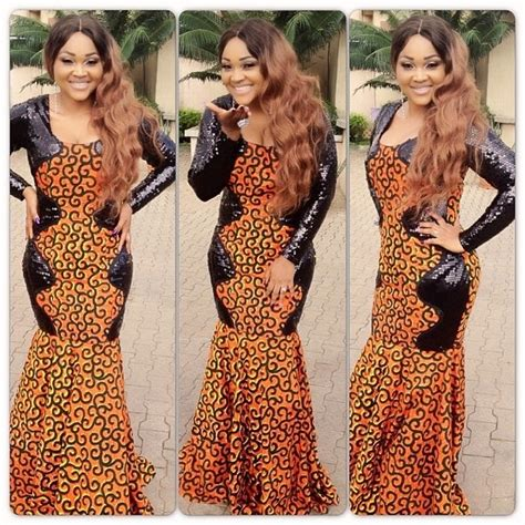 mercy aigbe with ankara styles welcome to kemi s blog gorgeous mercy aigbe joins other