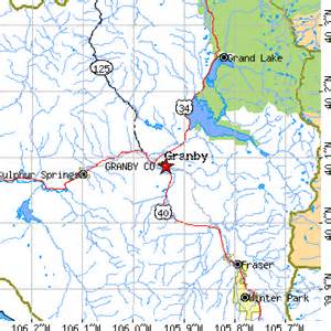 map of granby colorado granby colorado co population data races housing