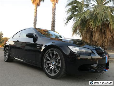 Bmw M3 2 Door by 2009 Bmw M3 Base Coupe 2 Door For Sale In United States