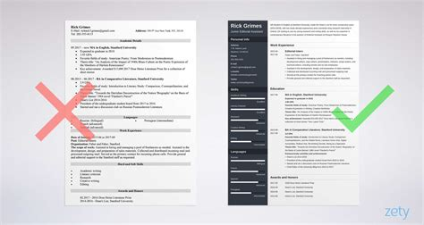 Student Resume Templates 15 Exles You Can Download And Use Now Free Cascade Resume Template