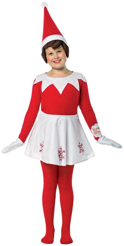 The Shelf Dress on the shelf dress child costume one size partybell