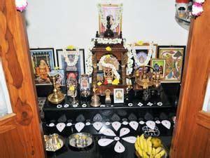 indian home decor tips for festivals boldsky com pooja room decoration ideas for festival boldsky com