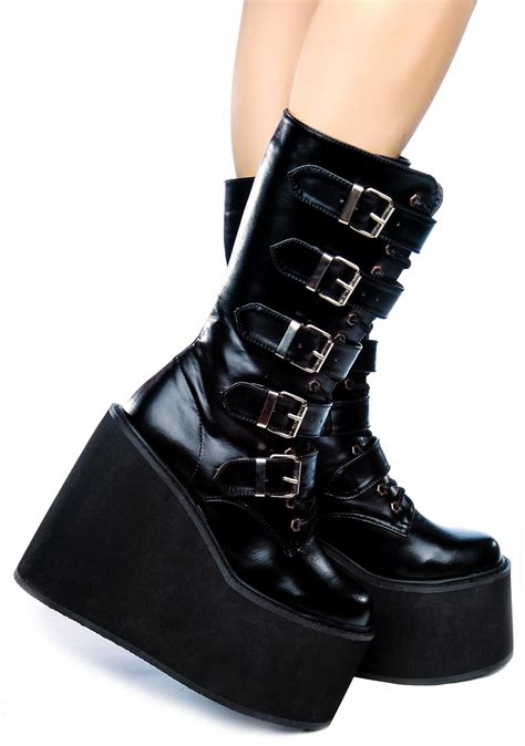 Demonia Swing 101 by Demonia Boots 28 Images Riot 12 Steel Toe Combat Boots