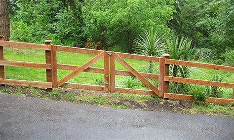 country fence styles fence fence and country fences on