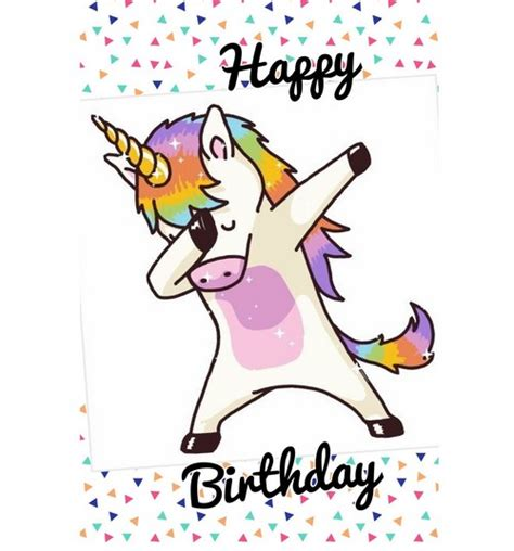 Unicorn Happy Birthday Meme unicorn birthday memes wishesgreeting