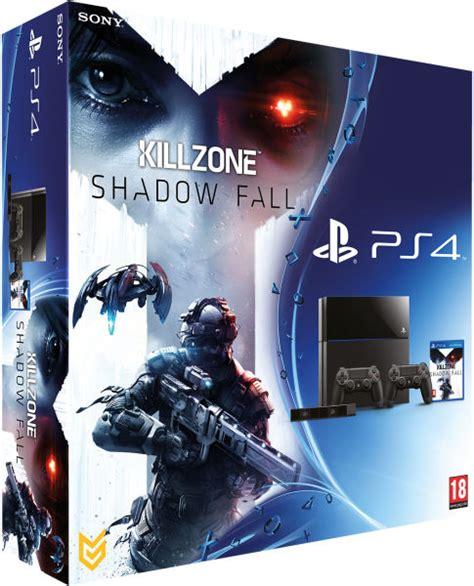 Kaset Ps4 Killzone Shadow Fall ps4 new sony playstation 4 includes killzone shadow fall dualshock 4