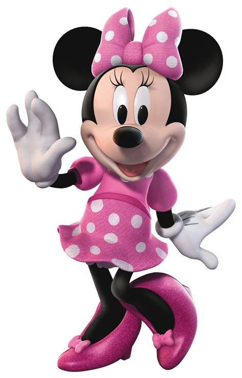 Minnie Mouse by Minnie Mouse I The Pink And White Polka Dot Dress