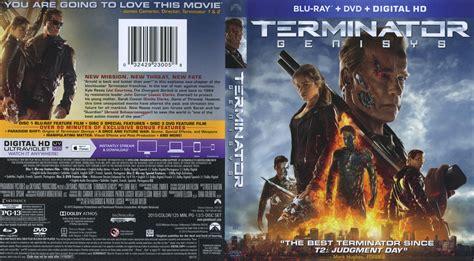 Dvd Terminator Genisys Bluray 25gb terminator genisys dvd cover label 2015 r1