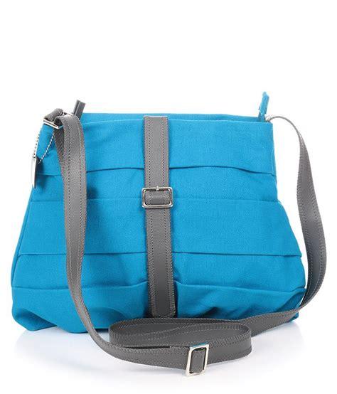 Blue Sling Bag baggit blue sling bag