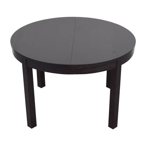 Ikea Oval Dining Table 89 Ikea Ikea Bjursta Extendable To Oval Dining Table Tables