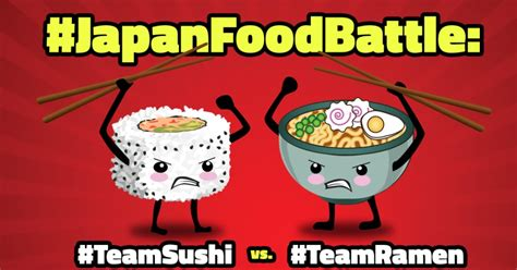 Japan Sweepstakes - japan food battle sweepstakes chance to win a trip to tokyo