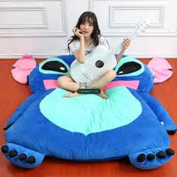 Giant Bean Bag Bed Popular Giant Stitch Plush Buy Cheap Giant Stitch Plush