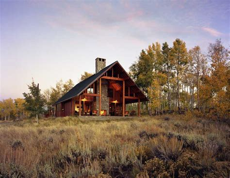 Colorado House: Jackson County House, Home   e architect