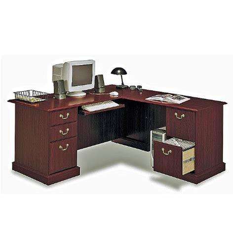 bush saratoga l desk bush furniture desks furniture desks factory