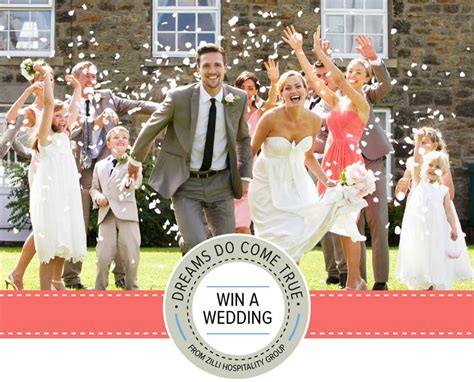 Dream Wedding Giveaway - zilli hospitality group 10 000 dream wedding giveaway zilli hospitality group prlog