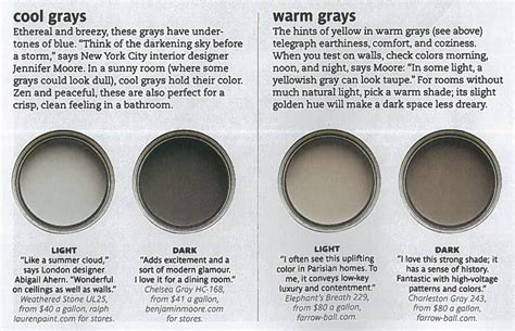 Best Warm Gray Paint Colors | 100 8