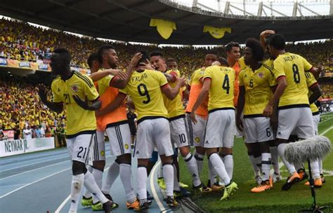 Calendario Eliminatorias 2018 Seleccion Colombia Selecci 243 N Colombia 191 Esta Ser 225 Su Camiseta En Rusia 2018