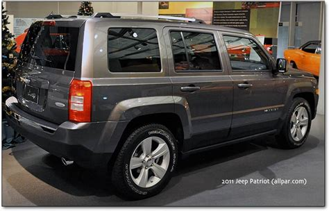 matte grey jeep patriot jeep patriot review and photos