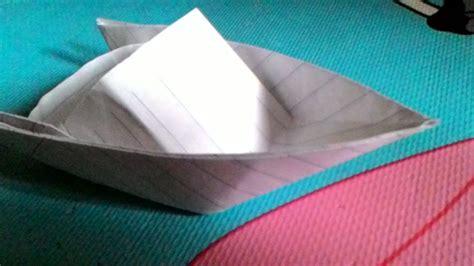 Origami Kapal Boat - origami kapal boat