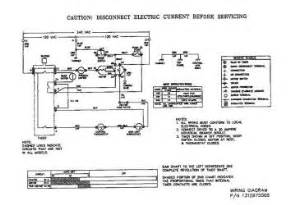 roper dryer wiring diagram