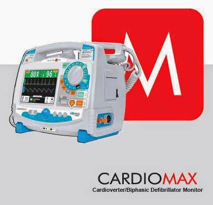 Grosir Murah Linea Maxy 3 jual defibrilator monitor electrocardiogram cardiomax instramed toko medis jual alat