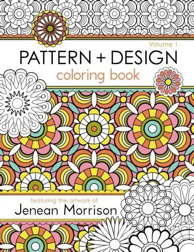 pattern play a zentangle creativity boost volume 1 1435 best adult color pages books images on pinterest