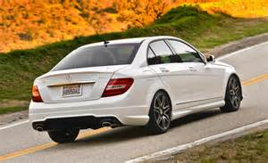 2014 Mercedes C300 4matic Car And Driver