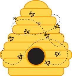 hive template bee hive template printable printable beehive template