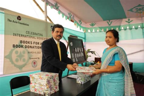 pragmatic philanthropy asian charity explained books the asia foundation bangladesh distributes 7 500 books to