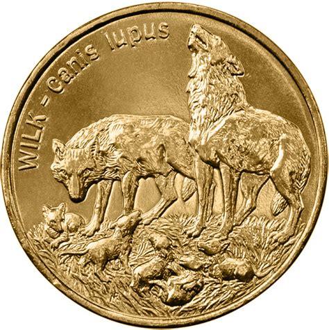 animals   world poland coin series collector coin