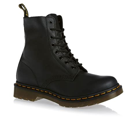 dr martens pascal virginia boots black free uk delivery