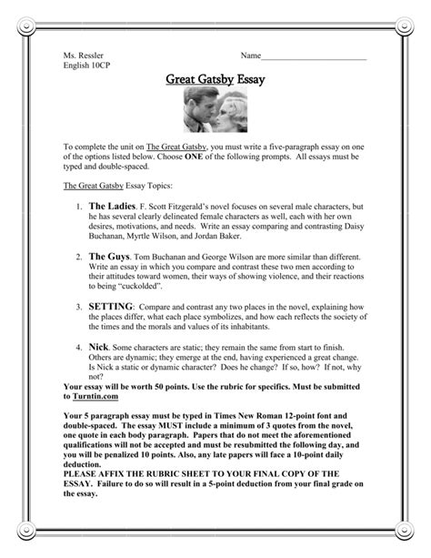 themes for the great gatsby essay great gatsby essay topics best the great gatsby images