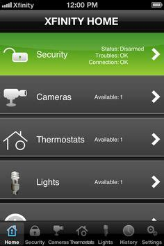 home security mobile apps on