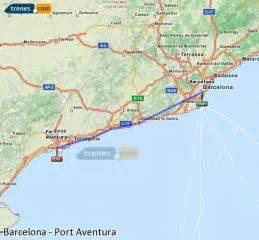 trenes barcelona port aventura baratos billetes desde 5