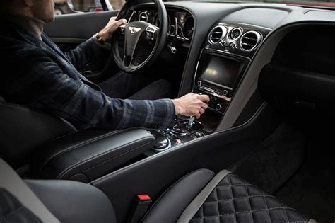 bentley quilted leather seats luxury report what it s like to drive a 250 000 bentley